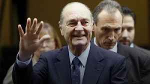 Former French President Jacques Chirac dies, aged 86 [Video]