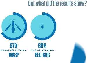 Americans Know Less About Bugs Than They Think [Video]