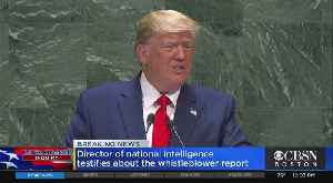 Keller: Political Implications Of Trump Whistleblower Report Are 'Tremendous' [Video]