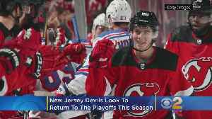 Hughes, Hall, Hischier Look To Lead Devils Back To Playoffs [Video]