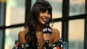Jameela Jamil Lost Three Teeth Before The Emmy Awards, But Tan France Made It All Better [Video]
