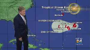 Tracking The Tropics 9-26-19 5PM [Video]