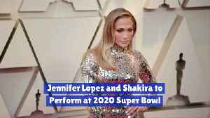 The Stars Of The 2020 Super Bowl Half Time Show [Video]