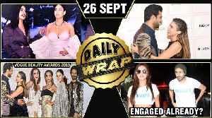 Priyanka Kareena Dance India Dance, Kartik - Tara ENGAGED?, Vogue Beauty Awards 2019 | Top 10 News [Video]