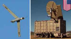 U.S. to deploy drone-killing microwave weapon overseas [Video]