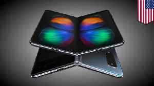 Samsung Galaxy Fold finally relaunches across the U.S. [Video]