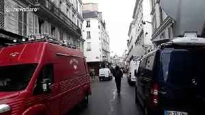 Scenes outside Jacques Chirac's house a day after former French president's death [Video]