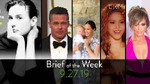 Brief of the Week: Emmys, Baby Archie, Brad Pitt and The Beatles [Video]