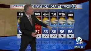 Latest Weather Forecast Thursday 11 p.m. [Video]