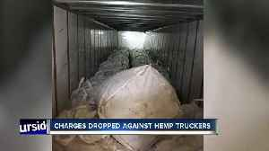 Charges dropped against Oregon truck driver in Idaho hemp charge [Video]