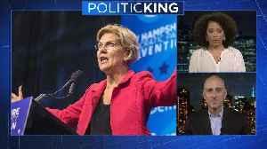 New poll has Elizabeth Warren tied with Joe Biden for Democratic nomination [Video]