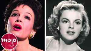 Top 10 Fascinating Facts About Judy Garland [Video]