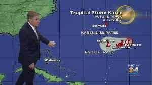 CBSMiami.com Weather 9-26-19 11PM [Video]