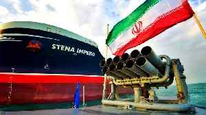 UK-flagged tanker Stena Impero seized in July leaves Iranian port [Video]