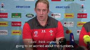 Alun Wyn Jones set to become Wales' most-capped player [Video]