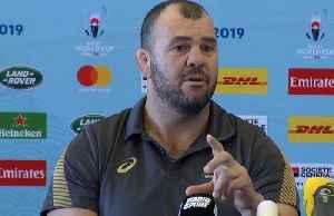 Cheika defends Hodge after high tackling ban [Video]
