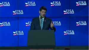 Paul Ryan Has Plans [Video]