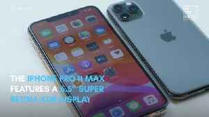 iPhone 11 Pro Max and 11 Pro - In The Know Singapore [Video]