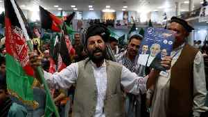 Afghanistan boosts security for presidential election [Video]
