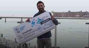 What happens when you win the lottery? [Video]