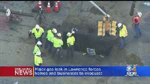 150 Lawrence Homes, Businesses Evacuated Due To Major Columbia Gas Leak [Video]
