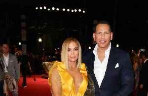 Alex Rodriguez 'proud' of Jennifer Lopez [Video]