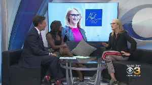 Motivational Speaker Mel Robbins Is Helping People Change The Way They Think On Her New TV Show [Video]