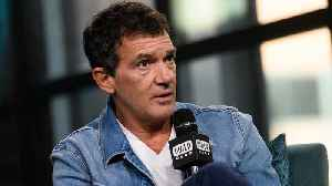 """Antonio Banderas Liberated Himself Through His Role In """"Pain And Glory"""" [Video]"""