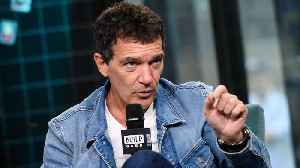 Antonio Banderas' Win For Best Actor At Cannes Film Festival Was 40 Years In The Making [Video]