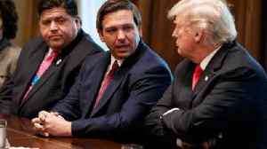 DeSantis launches 'Presidential Protection Fund,' as Democrats push for impeachment probe [Video]