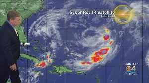 Tracking The Tropics: Karen Falls Apart [Video]