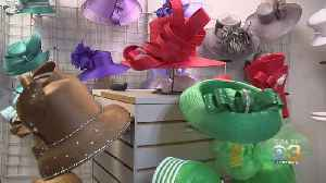 Northeast Philadelphia Hat Factory Has Been One Of Highlights Of Fashion Week [Video]