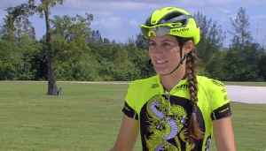 Delray Beach mountain biker rises to new heights, competes in UCI World Cup [Video]