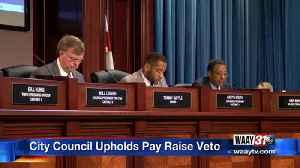 City Council Approves Veto [Video]