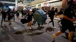 Hong Kong protests mark fifth anniversary of the Umbrella Movement [Video]