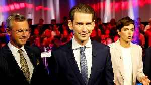 Sebastian Kurz expected to become Chancellor again as Austria goes to the polls [Video]