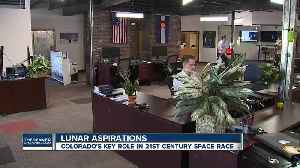 Colorado company awarded NASA contract to test new technologies for moon mission [Video]
