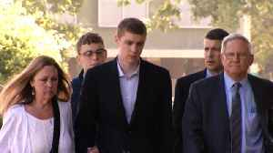 Chanel Miller on Brock Turner's Lenient Sentence: 'I Felt Like I Had Failed' [Video]
