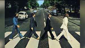 50th Anniversary of Beatles' Iconic Abbey Road Album Celebrated in Hollywood [Video]