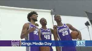 Kings Media Day 2019 [Video]
