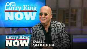 'He made me feel very comfortable': Paul Shaffer on long-time relationship with David Letterman [Video]