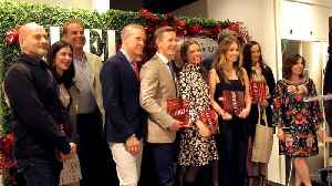 Luxe celebrates RED Award winners [Video]