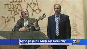 Southland Synagogues Increase Security Ahead Of High Holy Days [Video]