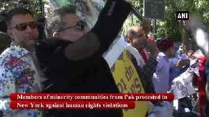 Woman activist exposes atrocities on minorities by Pak Army [Video]