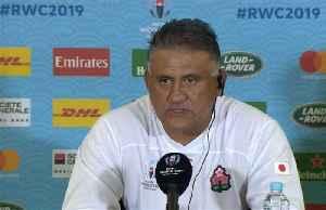Japan coach praises team as three years of preparation help beat Irish [Video]