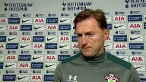 Hasenhuttl: We gave them two goals [Video]