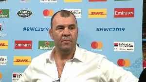Michael Cheika post match interview [Video]