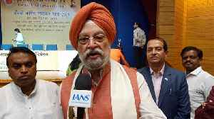 Congress is responsible for problems in Kashmir: Hardeep Singh Puri [Video]