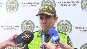 Riña que dejó 10 policía heridos en el estadio Alfonso López de Bucaramanga [Video]