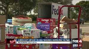 Local Hurricane Relief Group Accepting Donations at Miromar Outlets [Video]